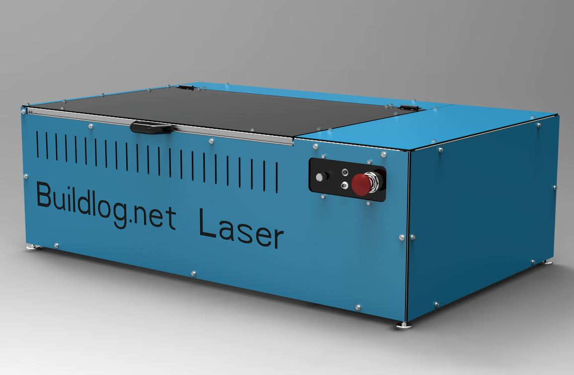 make your own laser cutter -