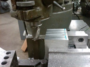 Milling to length