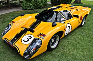 Lola T70 bodied MaKee  Mk3