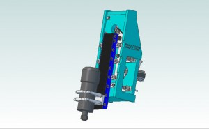 Warp Drive Project - CNC Z AXIS Plans - Maker Masters