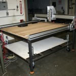 Students Build CNC Router Table